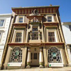 The Egyptian House, Chapel Street, Penzance